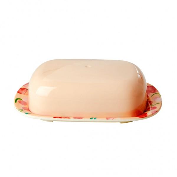 Rice Butterdose PEACH PRINT