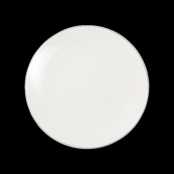 Dibbern Teller fl. 28cm mint SIMPLICITY