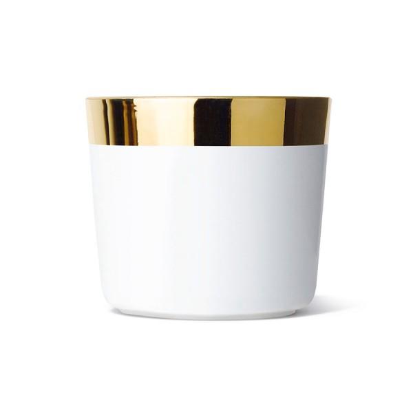 """SIEGER by FÜRSTENBERG Champagnerbecher """"SIP OF GOLD"""" """"White"""""""