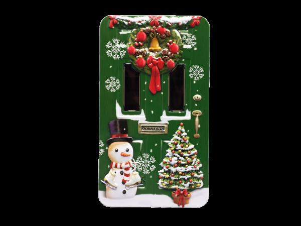 StyleBOX Türdose grün mit Scharnier DOSE