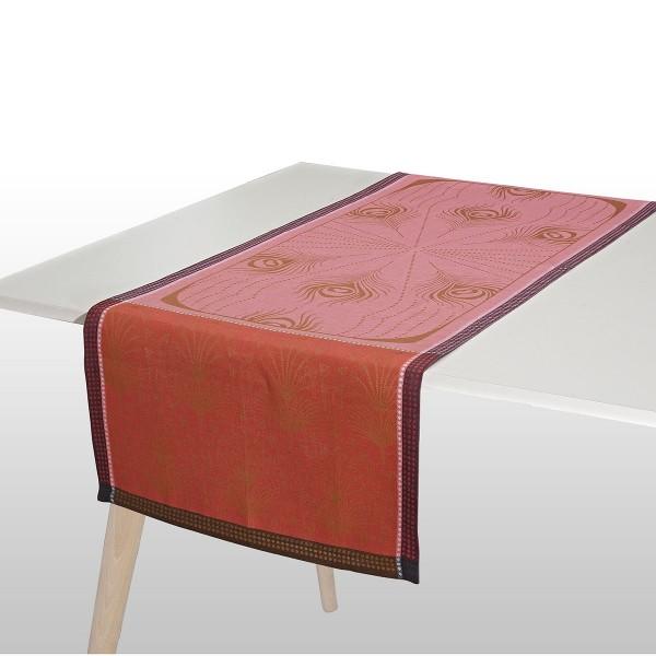 Le Jacquard Francais Läufer 50x150 Flamingo CABARET
