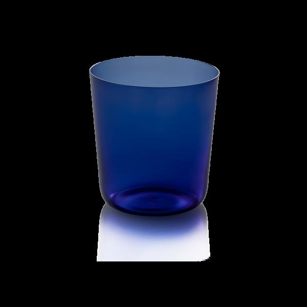 Dibbern Glas 0,35L midnightblue ODEON