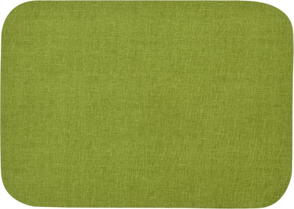 Sander Set 35x50 oval olive BISTRO ALLEGRO abwischbar