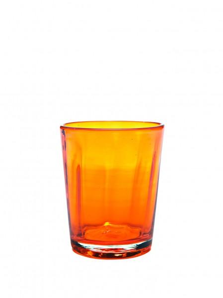 Zafferano Becher 32cl orange BEI