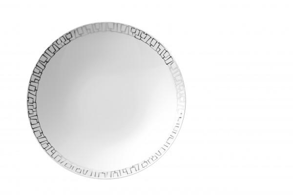Rosenthal Teller tief 24cm TAC GROPIUS SKIN PLATIN