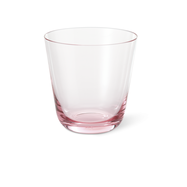 Dibbern Glas 0,25L rose CAPRI DIBBERN