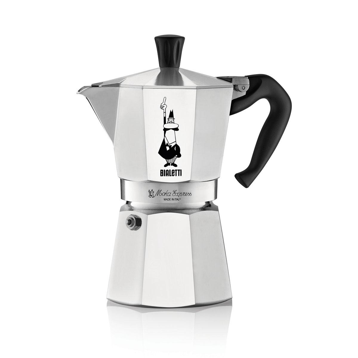Espressokocher (6 Tassen)