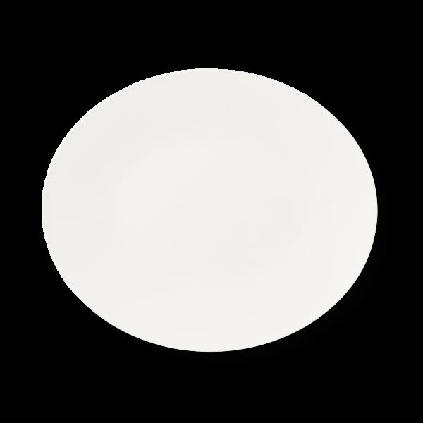 Dibbern Platte oval 39cm BONE CHINA PURE