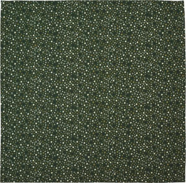 Sander Mitteldecke 95x95 grün GALAXIA