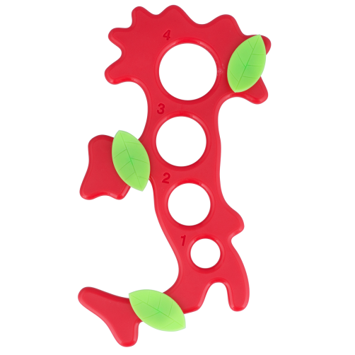 Pylones Spaghettimaß (rot)