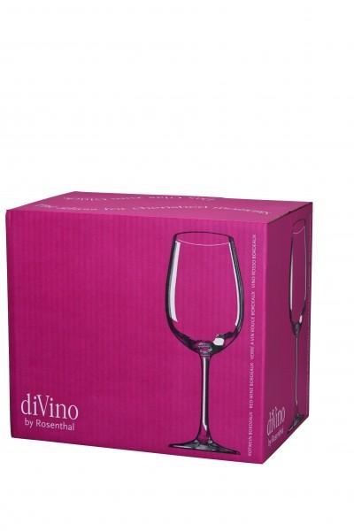 Rosenthal Rotwein Bordeaux DIVINO GLATT