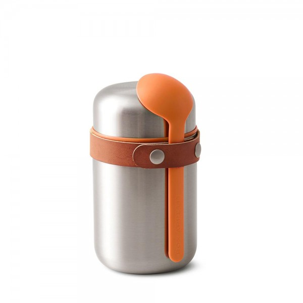 black+blum Food Flask (orange)