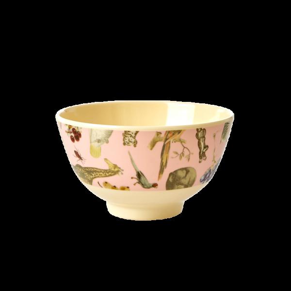 Rice Schale 11cm pink ART PRINT