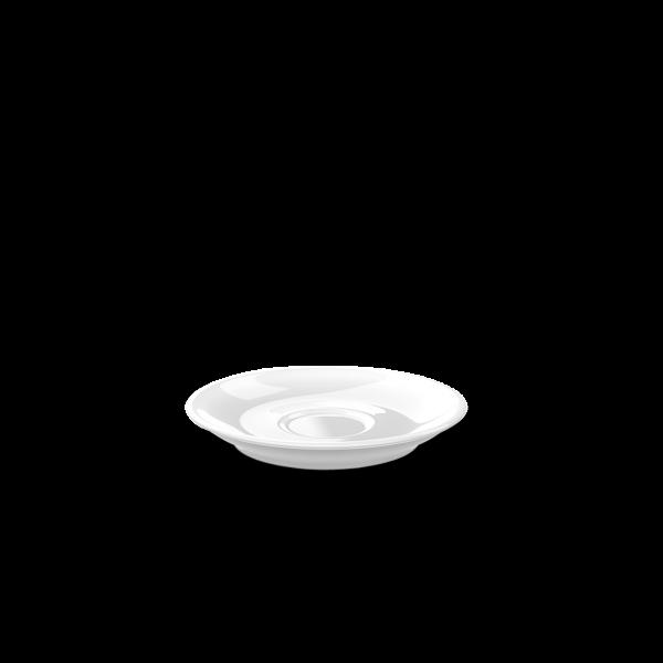Dibbern Espresso Untere classico SOLID COLOR WEISS