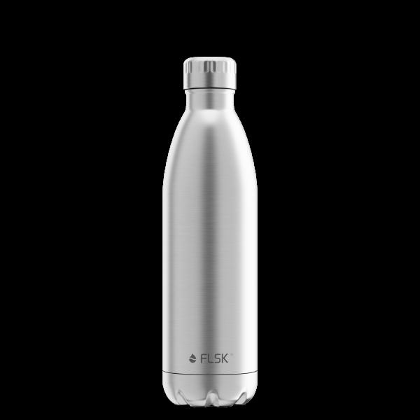 FLSK Isoflasche 0,75L Edelstahl