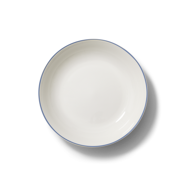 Dibbern Teller tf. 22,5cm hellblau SIMPLICITY