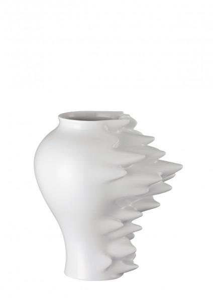 Rosenthal Vase Fast 27cm weiß