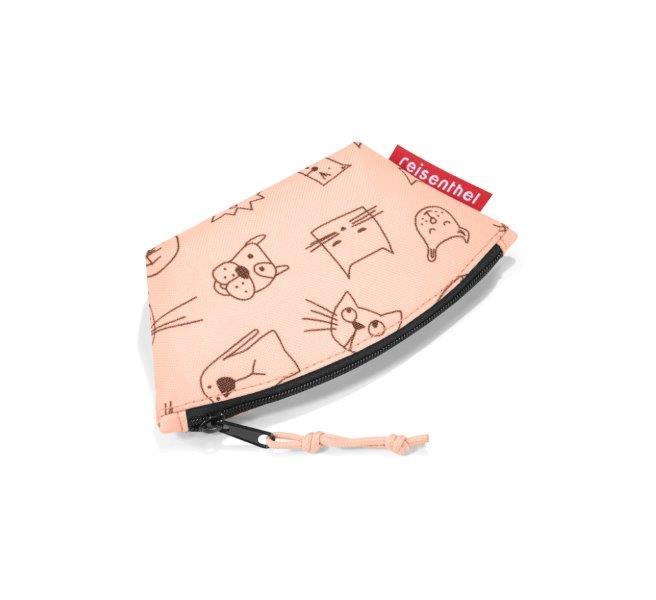 Kleingeldtasche (rosa)