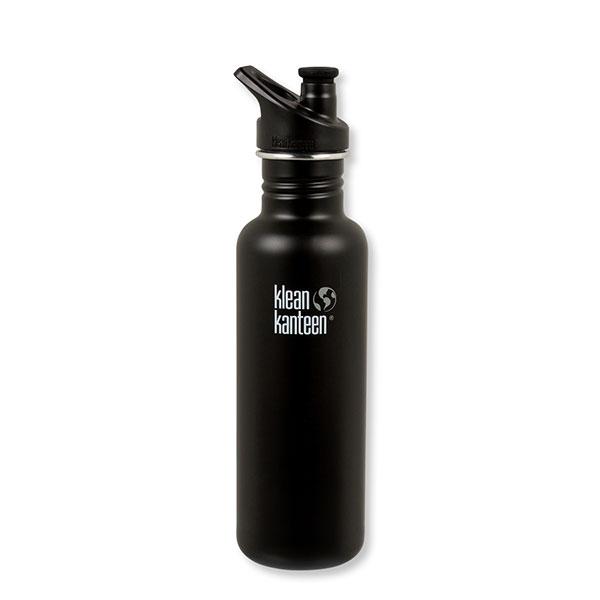 Flasche (schwarz) 0,8l