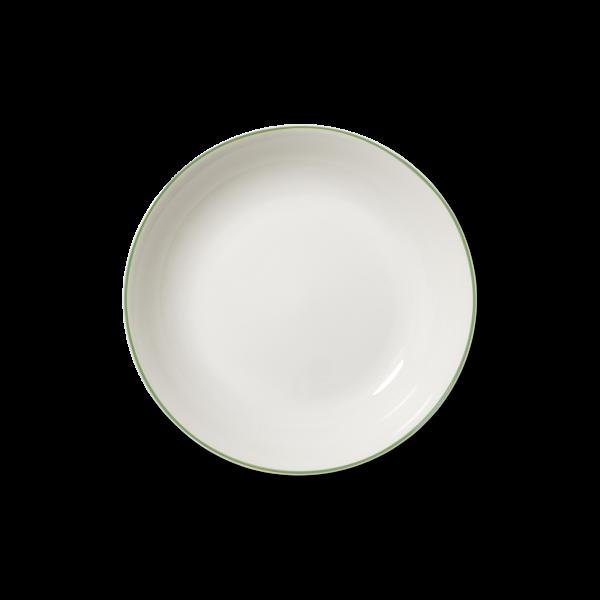 Dibbern Teller tf. 22,5cm grün SIMPLICITY