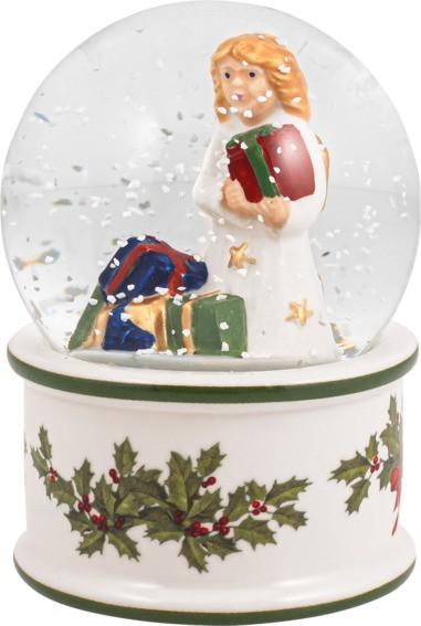 Villeroy & Boch Schneekugel klein Christkind CHRISTMAS TOYS