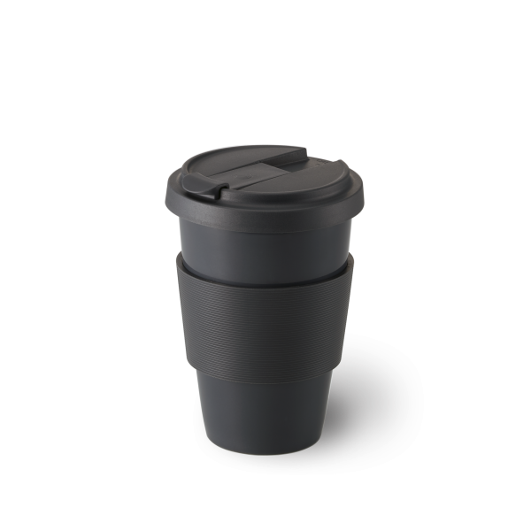 Dibbern Coffee to go Becher anthrazit 0,35L