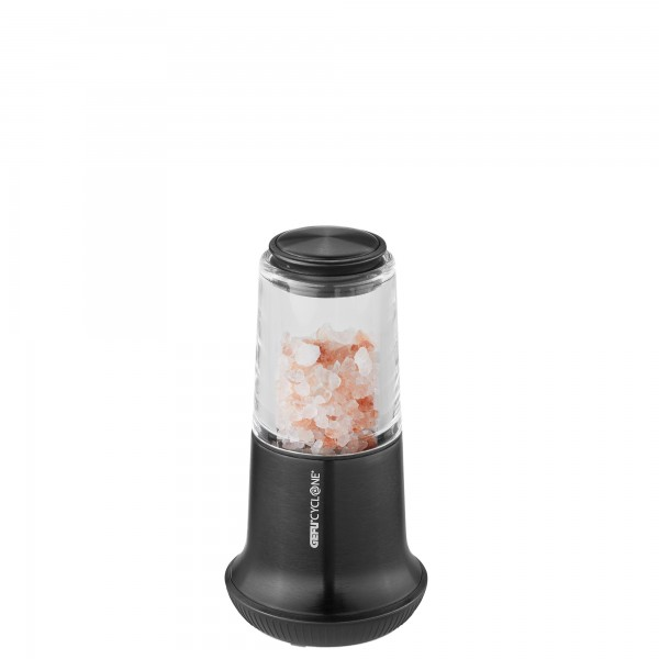 GEFU Salzmühle oder Pfeffermühle schwarz 10,7cm S X-Plosion