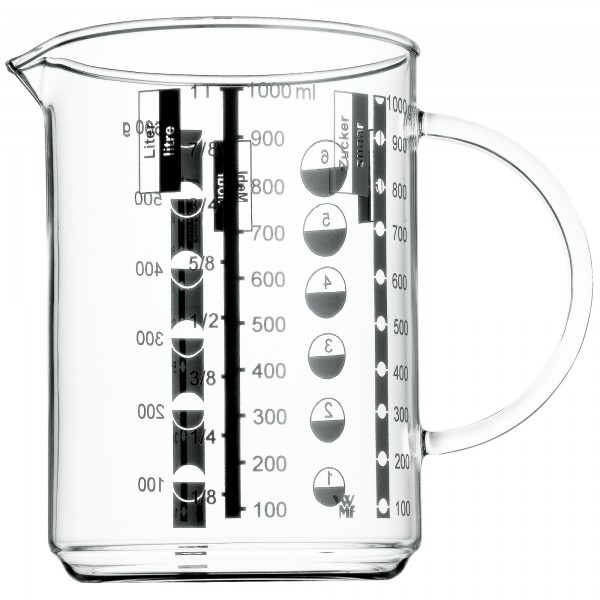 WMF Messbecher 1L zylindrisch