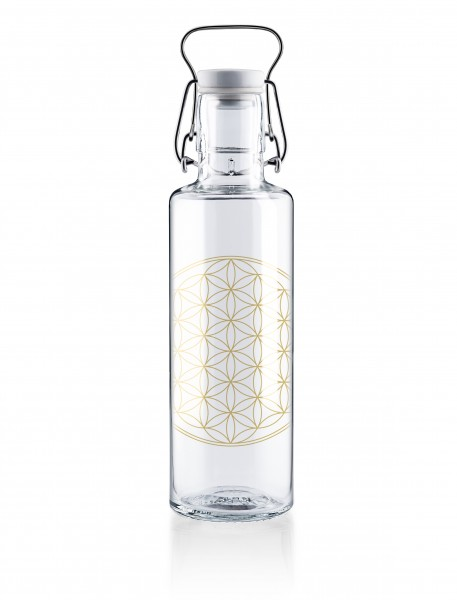Soulproducts Flower of Life 0,6L Soulbottle