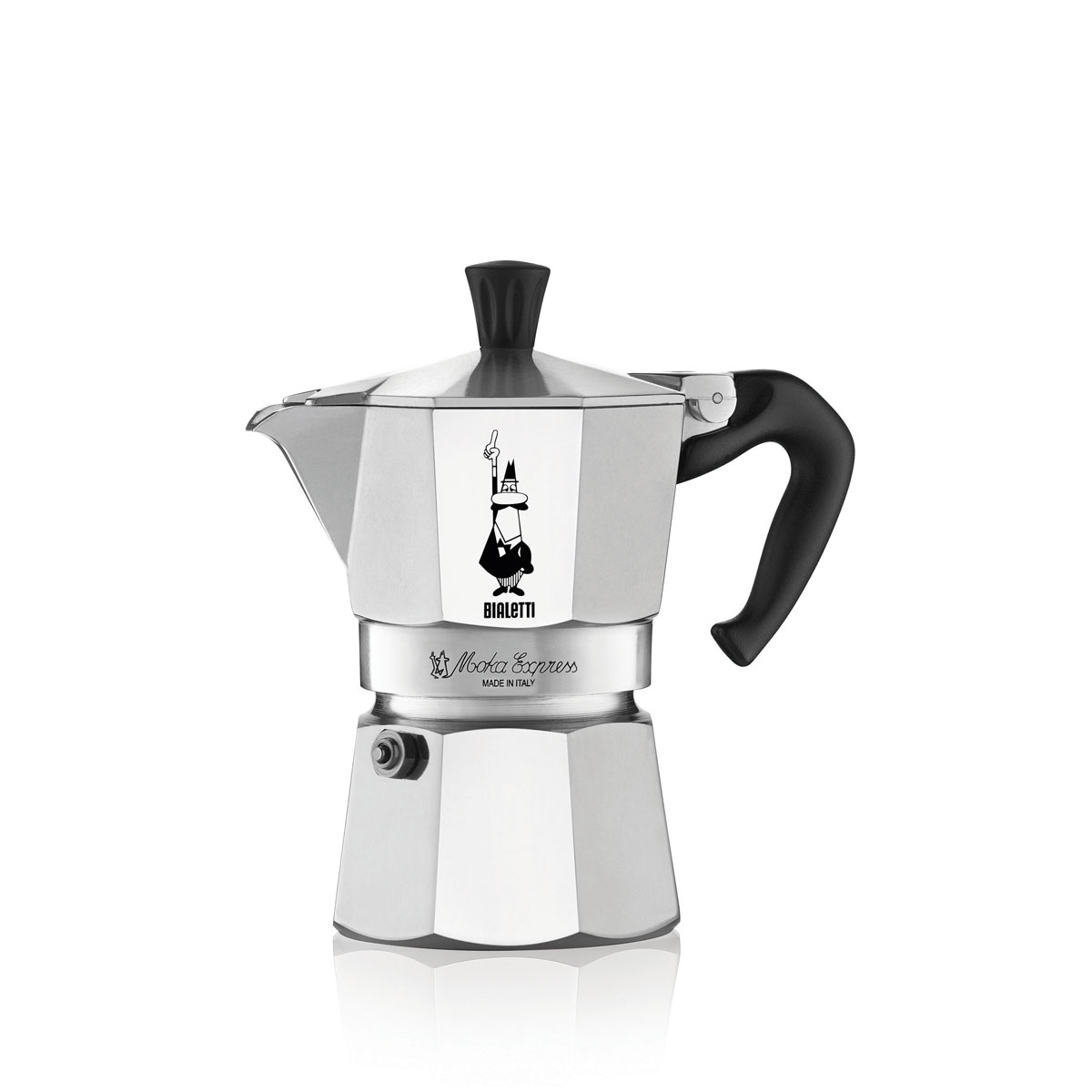 Espressokocher (3 Tassen)