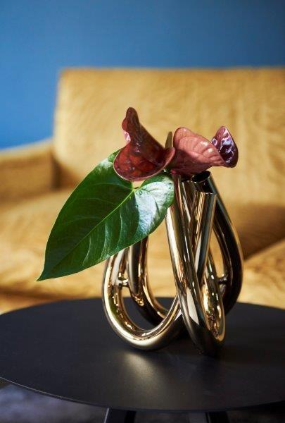 "Rosenthal Vase ""Triu"" (22cm)"