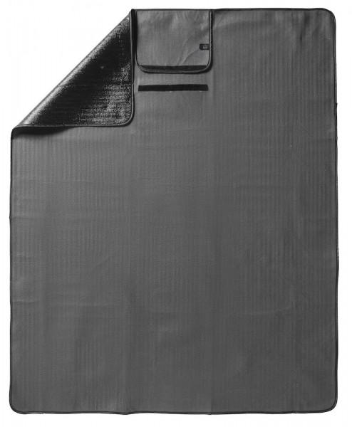 Sagaform Picknick Decke grau 130x170cm