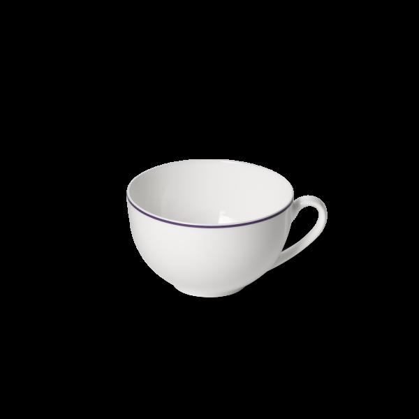 Dibbern Kaffee Obertasse 0,25L violett SIMPLICITY