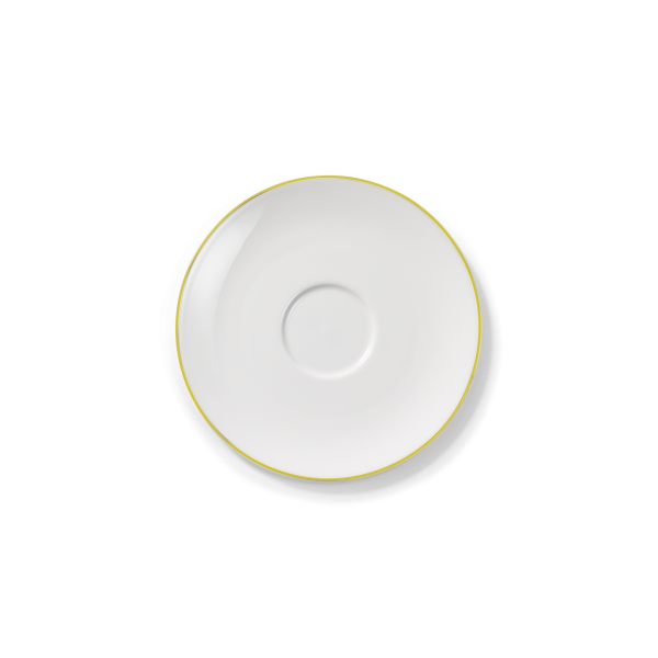Dibbern Kaffeeuntere gelb SIMPLICITY