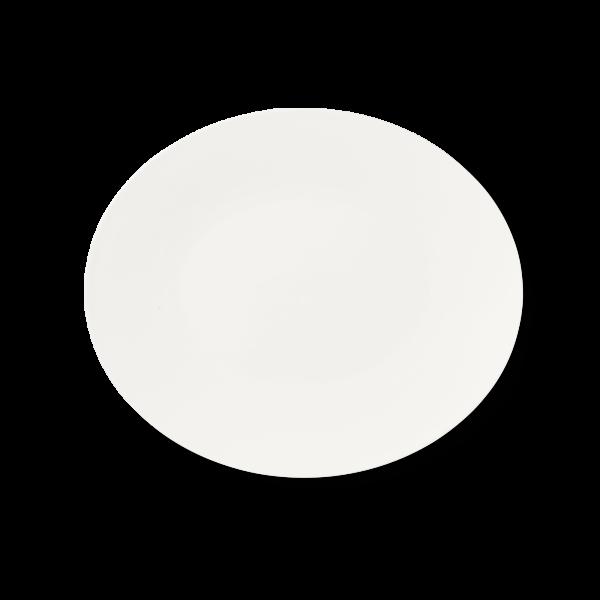 Dibbern Platte oval 32cm BONE CHINA PURE
