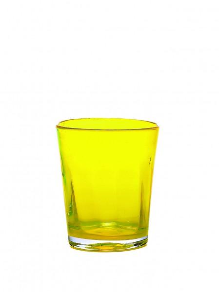 Zafferano Becher 32cl gelb BEI