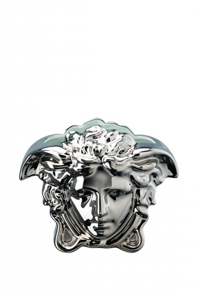 Rosenthal Vase 15cm silver MEDUSA GRANDE