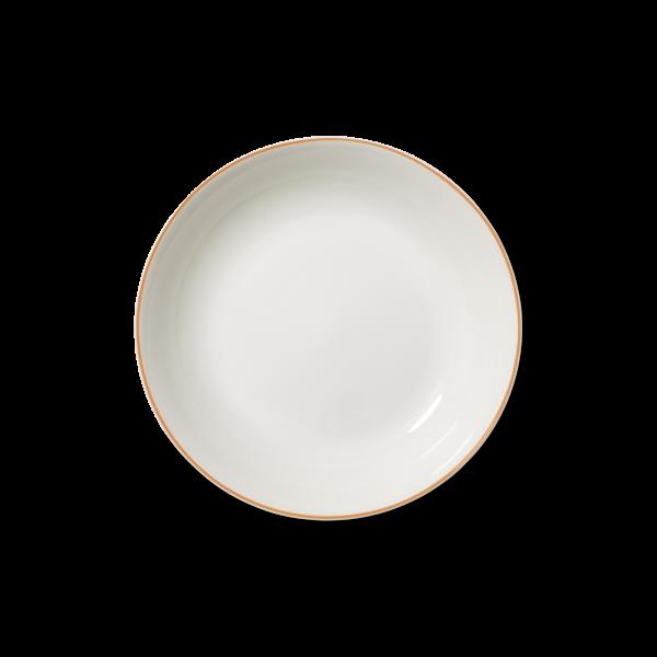 Dibbern Teller tf. 22,5cm orange SIMPLICITY