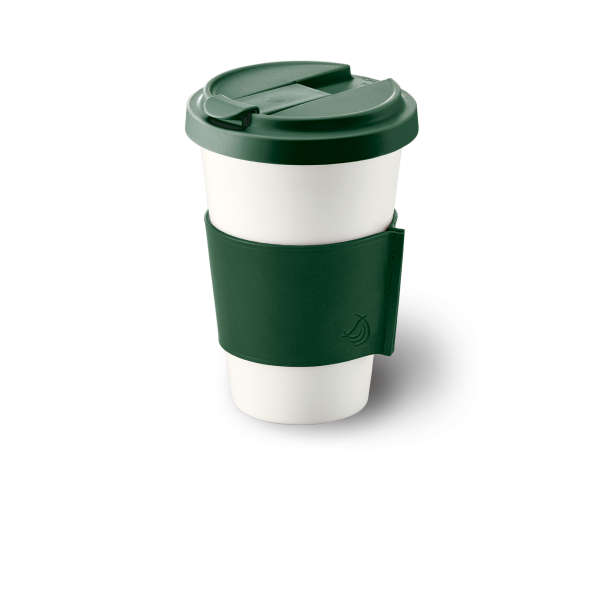 Dibbern Coffee to go tannengrün 0,35L