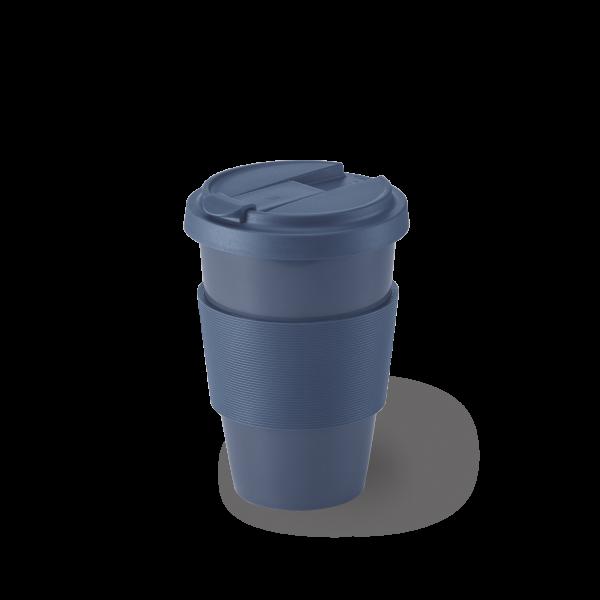 Dibbern Coffee to go Becher indigo 0,35L