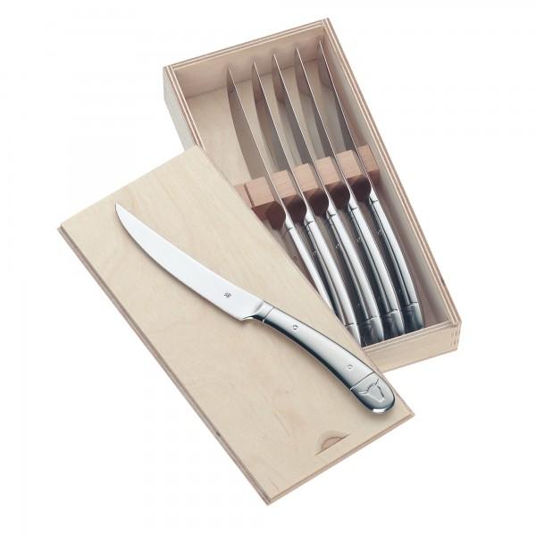 WMF Steakmesser 6er BESTECK