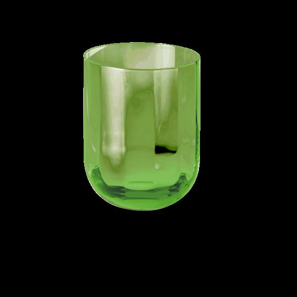 Dibbern Glas 0,25L grün ROTONDO OPTIC