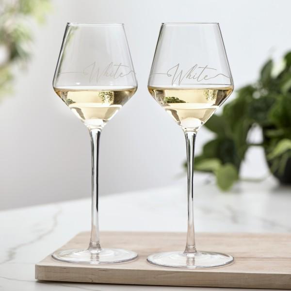 Rivièra Maison Weißweinglas 2er RIVIERA MAISON
