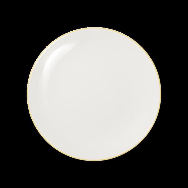 Dibbern Teller fl. 28cm gelb SIMPLICITY