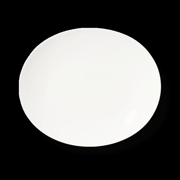 Dibbern Teller / Platte oval 32cm BONE CHINA MOTION