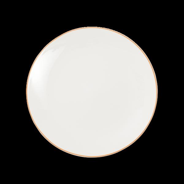 Dibbern Teller fl. 28cm orange SIMPLICITY