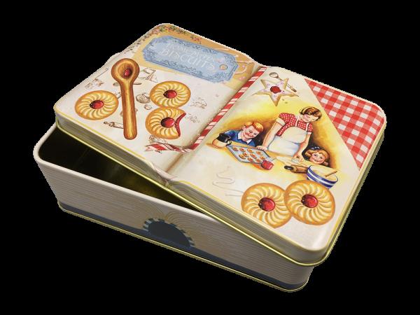 StyleBOX Buch kl. Homemade Cookies DOSE