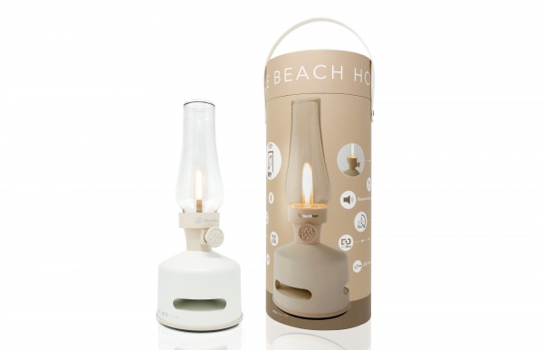 SBAM LED-Lampe/Lautsprecher Beach H MORI MORI