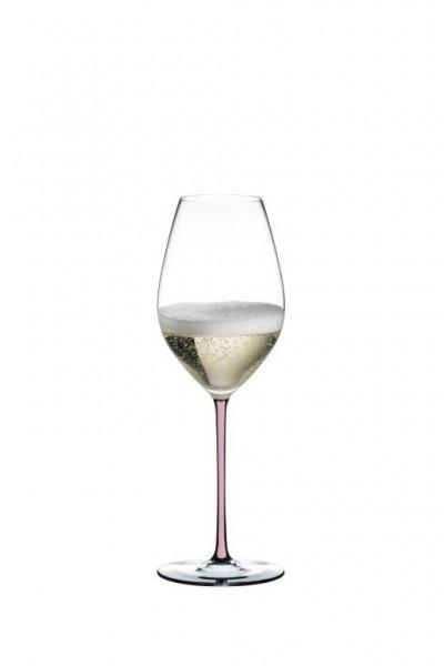 Riedel Champagnerglas FATTO A MANO (pink)