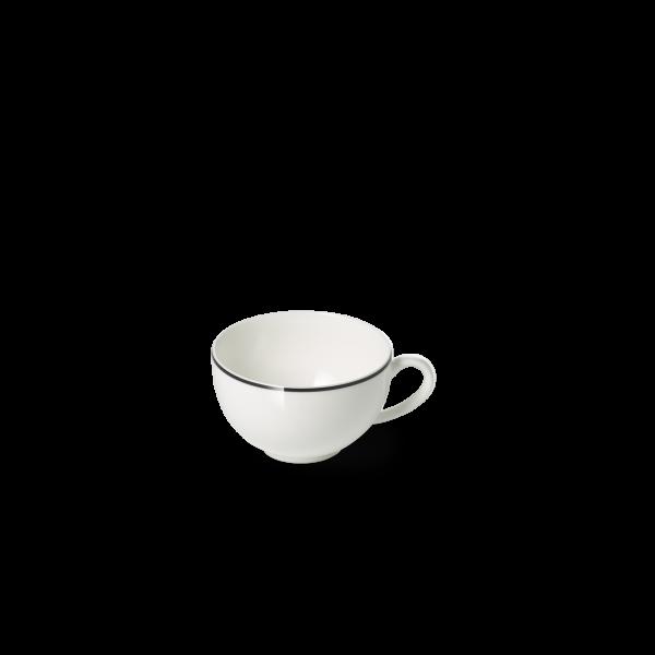 Dibbern Esp. Obertasse 0,11L schwarz SIMPLICITY